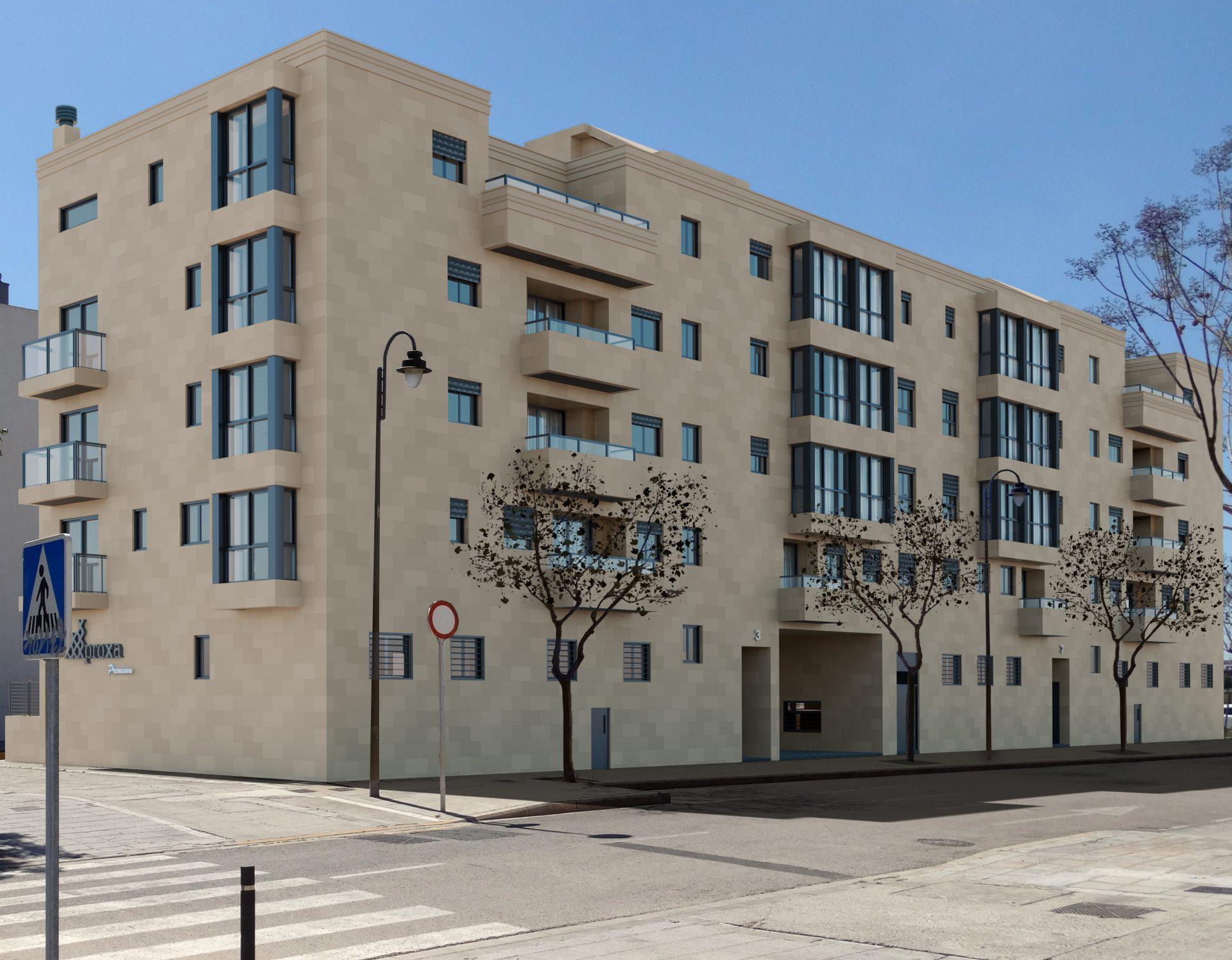 vivienda 14 - Planta Cuarta ATICO - Proxa Premium I - Proxa