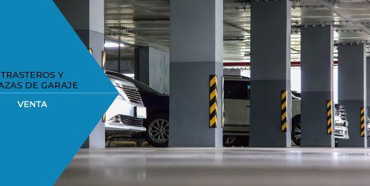 Garajes y Trasteros – Sótano – Proxa Premium II